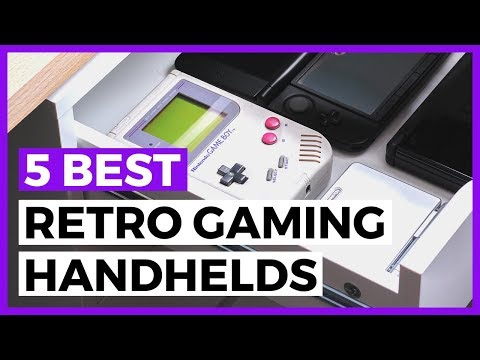 Best Retro Gaming Handhelds in 2020 – How to Find the Perfect Retro Handheld to Run Emulators?