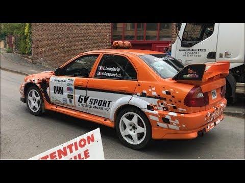 On va chercher mon Pont Court pour la E36 et Go au 1er Rallye des CENTURIONS (accident mortel...)
