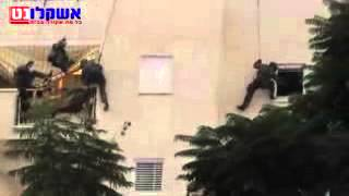 Unbelievable IDF Hostage Rescue Mission in Israel!! RAW VIDEO!