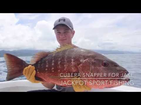 Jake & Casey - Sport Fishing in Costa Rica