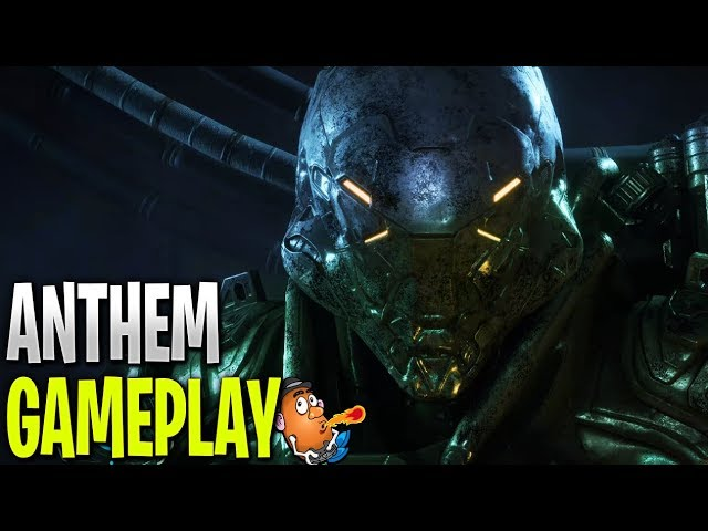 Freelancers Free for All Anthem Xbox One X Gameplay