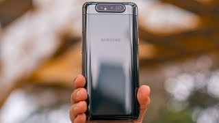 Samsung Galaxy A80 Review 2020 - Worth Buying?