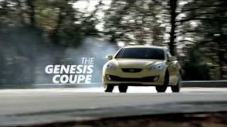hyundai super bowl commercial epic lap 2009