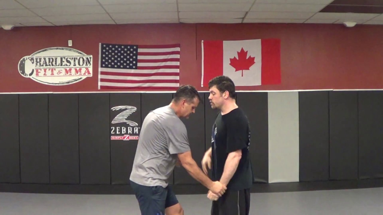 Aikido Systema Jiu-jitsu Pressure Testing Street Grab Defense Training vs  240 lb  Big BJJ Blue Belt