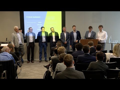 Tinkoff Strategy Day – 7 June 2018, London Stock Exchange