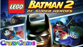 #LEGO #Batman 2 DC Super Heroes Complete Game Freeplay - Best Game for Children