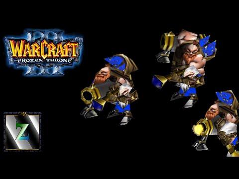 WarCraft 3 Cast : Yuimko (Hu) vs Nicker (Ne) on Echo Isles