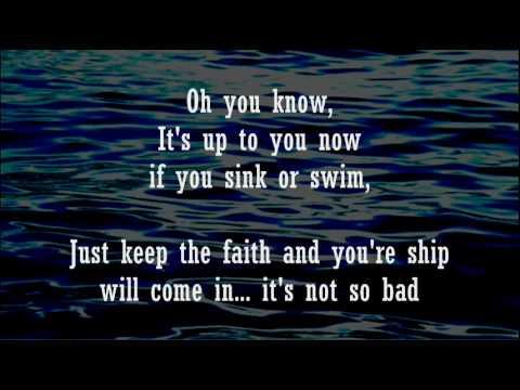 Ordinary Day - Great Big Sea - Lyrics ,