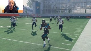 Which Madden 18 Rookie Can Score a 99yd TD First vs the Seahawks? McCaffrey, Fournette or John Ross?