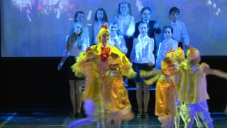 Детский мюзикл Сказка о глупом мышонке (Вадим Тур - Самуил Маршак)