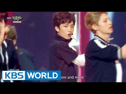 UP10TION - So Dangerous | 업텐션 - 위험해 [Music Bank HOT Debut / 2015.09.11]
