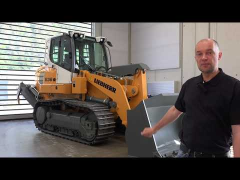 Liebherr - Product presentation of the LR 636