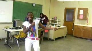 cuffy dancing