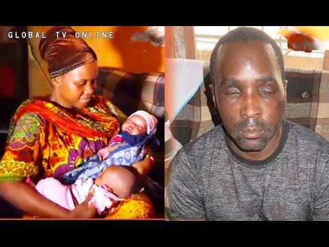 INASIKITISHA: Aliyetobolewa Macho na Scorpion Amtelekeza Mke, Watoto... Mkewe aanika Mazito