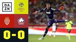 Diego Benaglio macht den Libero: Monaco - Lille 0:0 | Ligue 1 | Highlights | DAZN