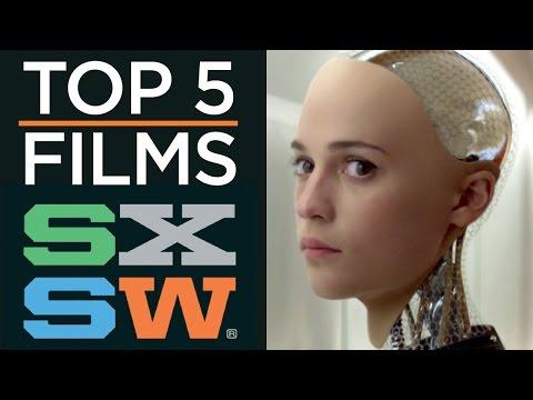SXSW - 5 Most Anticipated Films (2015) - Film Festival Video HD