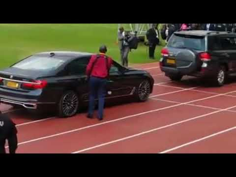Download Youtube: Mike Sonko Escorted by EXPENSIVE Cars During President Kagame's Inauguration