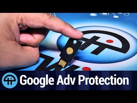 Setting Up Google Advanced Protection