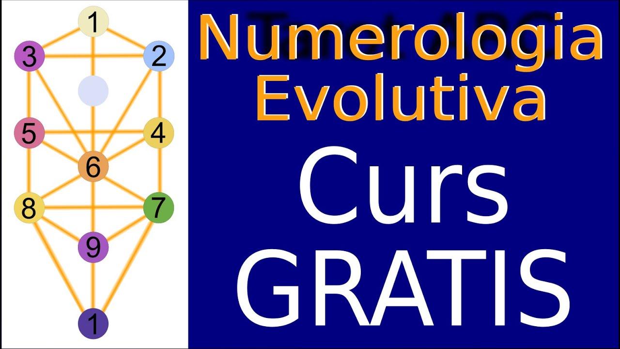 Curs gratuit de numerologia en catala - Numerología ...