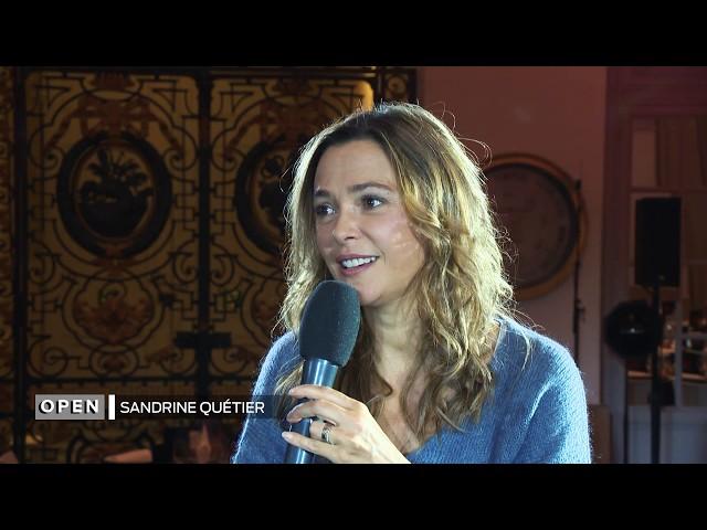 Open - Sandrine Quétier
