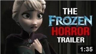 If FROZEN Was A Horror Movie (Spanish)