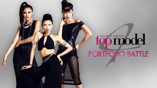 Asia's Next Top Model Cycle 4 Portfolio Battle