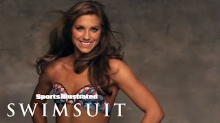 Alex Morgan Body Painting | Sports Illustrated Swimsuit thumbnail