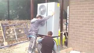 Новый моноблочный тепловой насос на 11 кВт до  -25С и Новинка на 20 кВт системы 3 в 1