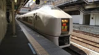 651系 高崎駅発車
