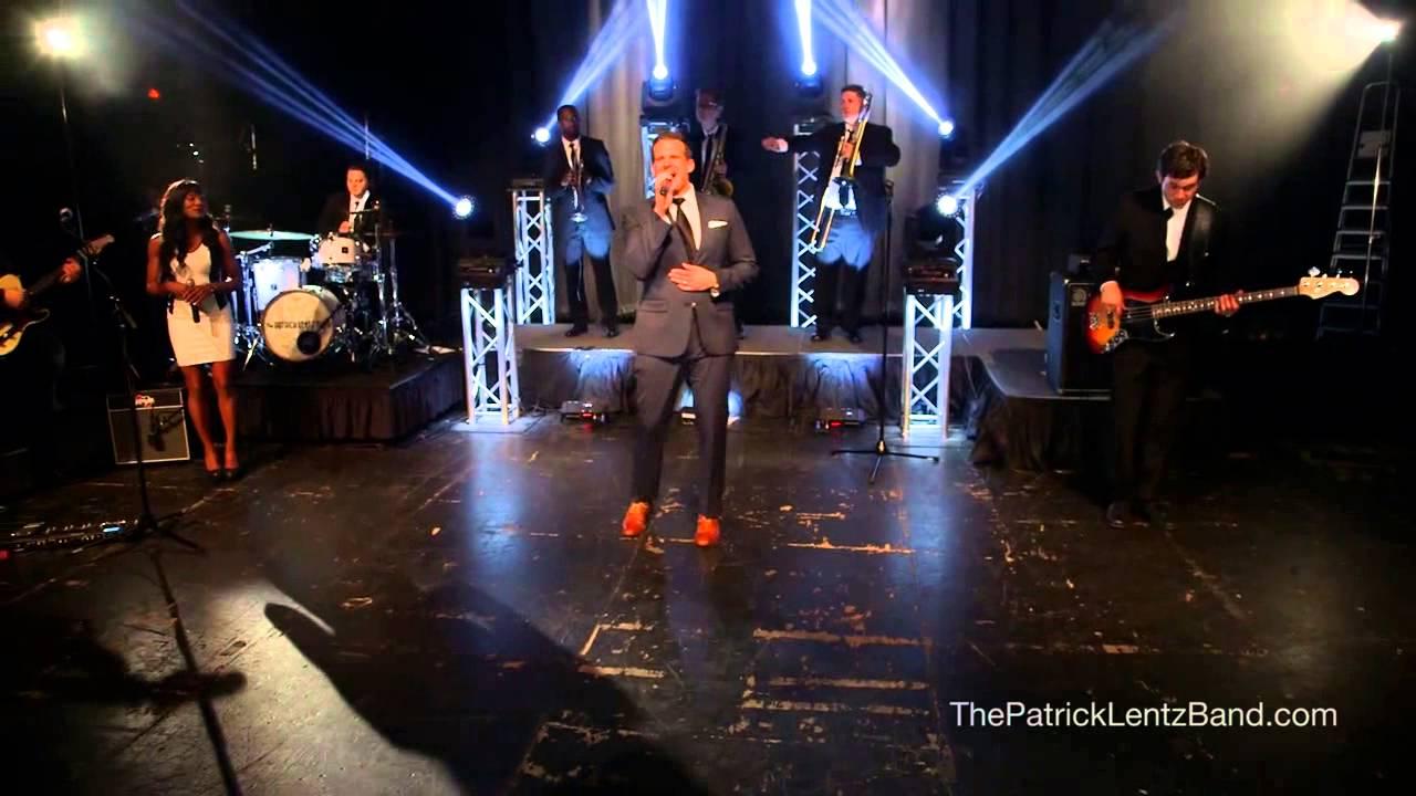 Wedding Band Kansas City The Patrick Lentz Ballads