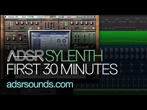 Sylenth - Your First 30 Minutes Using Sylenth - How To Tutorial