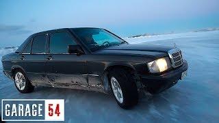 Мерседес 190 ВАЛИТ на ЯПОНСКОМ 3S-GE / Первый выезд