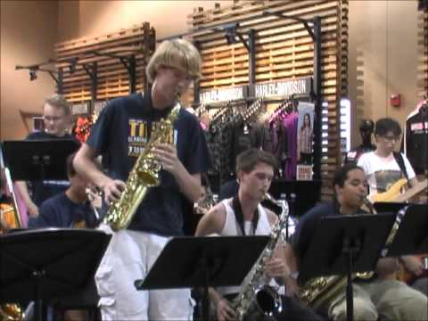 SPHS Jazz Band 2011 - Area 51