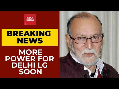 Modi Govt Approves A Bill Granting More Powers For Delhi Lieutenant Governor | Breaking News