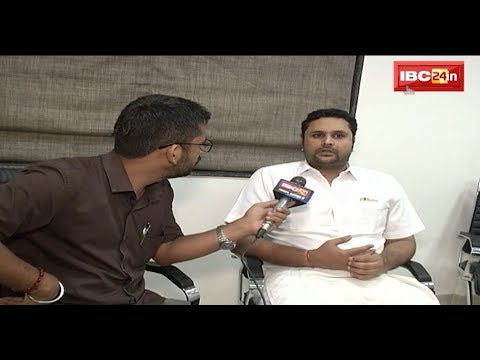 OP Choudhary के Kharsia से चुनाव लड़ने की अटकलों पर Umesh Patel ने क्या कहा | देखिए