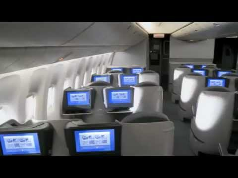 United 777 200 2012 Youtube