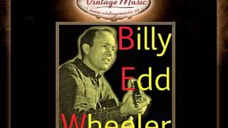 Billy Edd Wheeler -- Lonesome Gal