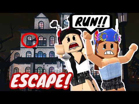 FIRST TO ESCAPE HAUNTED HOUSE WINS 1,000 ROBUX!!! |