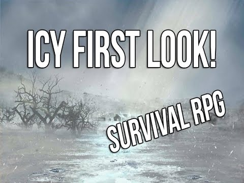 Icy - A Post Apocalyptic Survival RPG - First Look!