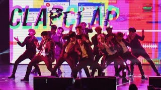 Video Intro + CLAP 세븐틴 SEVENTEEN — Al1 (K-pop World Festival 2018, Chile) download MP3, 3GP, MP4, WEBM, AVI, FLV Agustus 2018