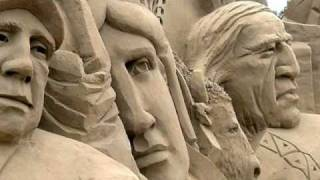 Sand Sculpture Art (HQ)©