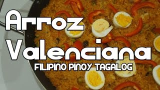 Arroz Valenciana Recipe - Filipino Paella