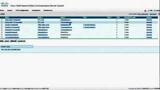 Cisco TelePresence VCS Control Configuration - Part 2A: VCS Configuration (corrupted)