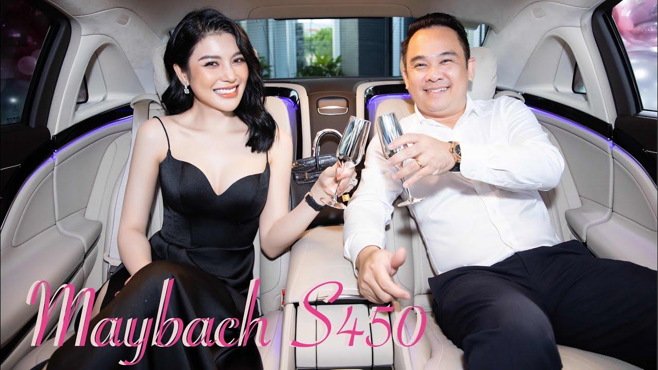 """""""Ngọc nữ Bolero"""" Lily Chen mua Maybach 8 tỷ tiền mặt rẹc rẹc chóng cả mặt"""