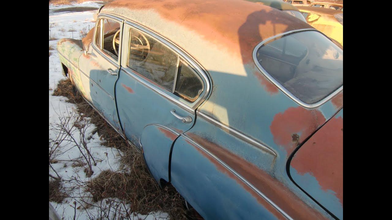 Will it Run? Episode 11: 1950 Chevrolet Fleetline (Part1 of 2)