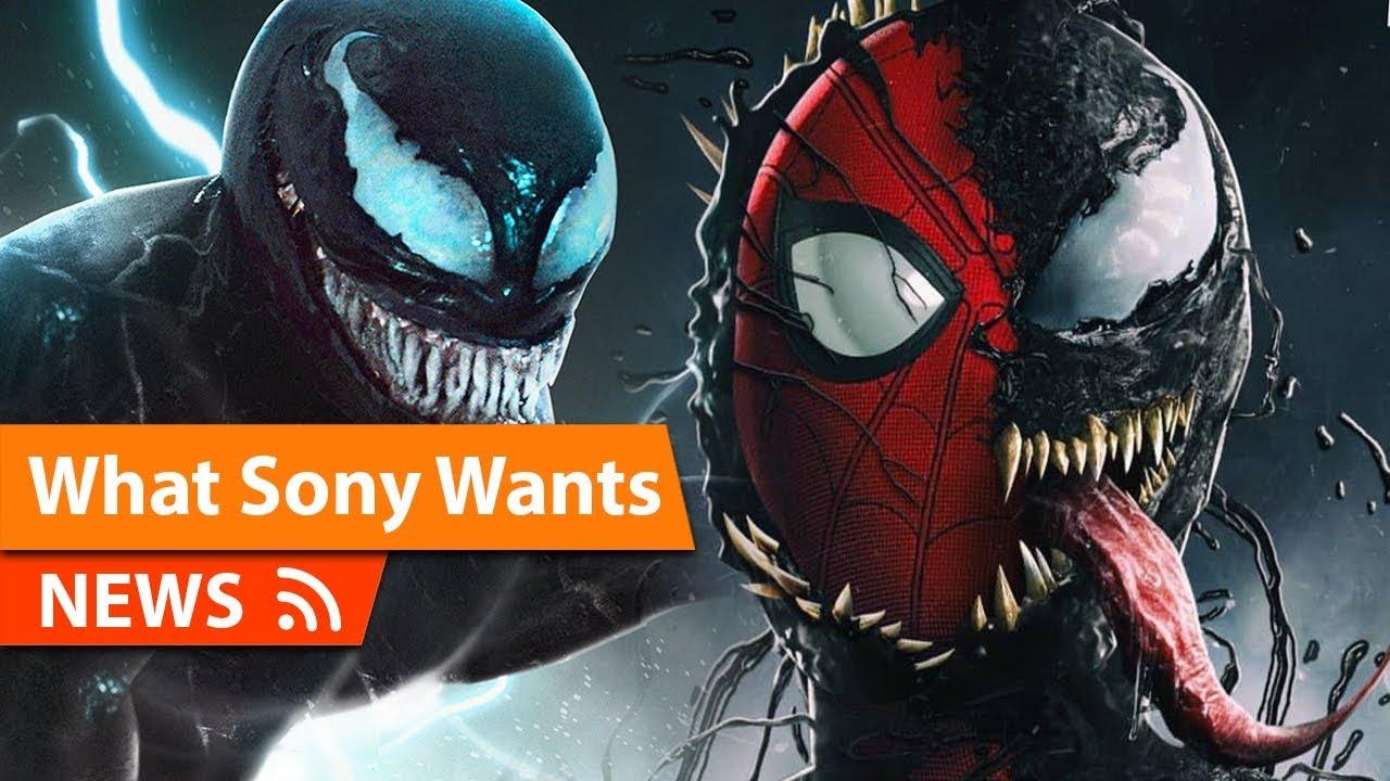 Sony WANTS Venom in MCU & Spider-Man 3 & More