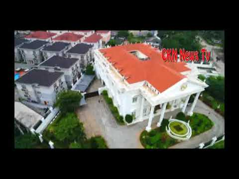 Homes of billionaires in Lagos