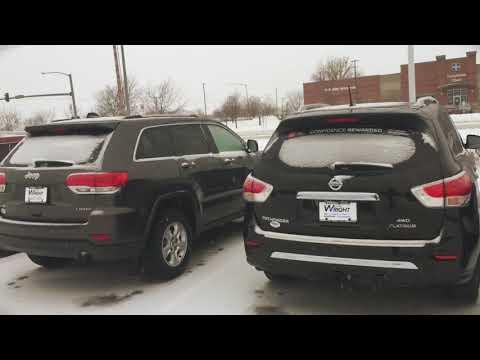 2014 Jeep Cherokee Lattitude and Loredo