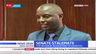 Senate failed to agree on formula for revenue allocation for counties