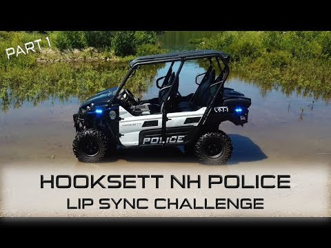 Hooksett NH Police Lip Sync Challenge - Cruise